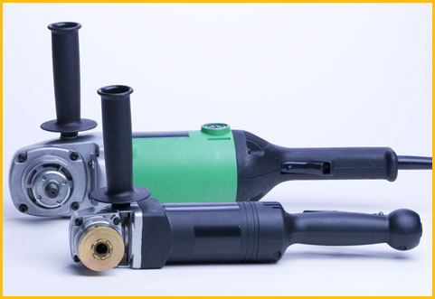 Comparison of power tools ~ With Thor Power motor and without